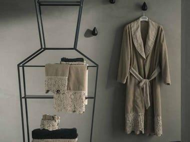 Linen bathrobe PRIMULA | Bathrobe