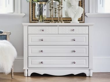 Wooden chest of drawers PRINCESS 805 | Chest of drawers