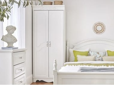Wooden wardrobe PRINCESS 808 | Wardrobe