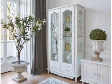Wooden display cabinet PRINCESS 861
