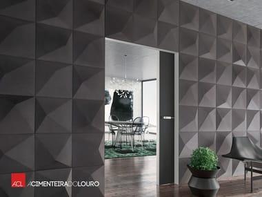 Concrete 3D Wall Cladding PRISMA | 3D Wall Cladding