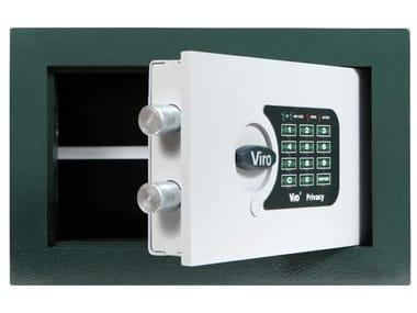 Cassaforte a combinazione da incasso elettronica PRIVACY | Cassaforte elettronica
