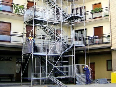 Public Stair BRIO