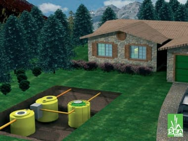 Impianto di trattamento acque reflue ANAPACKAGE