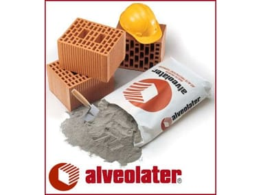 Thermo insulating mortar ALVEOLATER® MORTAR
