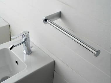 Porta asciugamani a barra in acciaio TANGO | Porta asciugamani