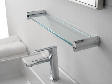 Mensola bagno in vetro TANGO | Mensola bagno in vetro