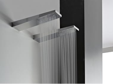 Wall-mounted 1-spray overhead shower 100 | Overhead shower