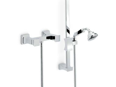 Miscelatore per doccia con doccetta CLASS-X | Miscelatore per doccia