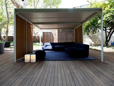 Wooden decking DECKOUT - DOGA