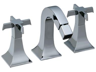 3 hole countertop bidet tap BRIDGE | 3 hole bidet tap