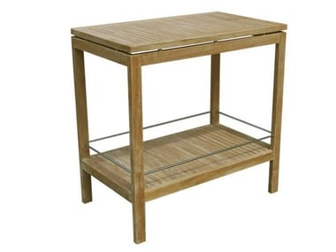 Teak high table GIPSY | High table