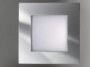 Lampada da soffitto alogena SQUARE