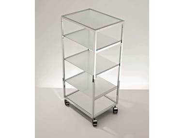 Metal food trolley RW 2
