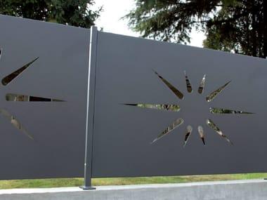 Modular plate Fence SUPERNOVA