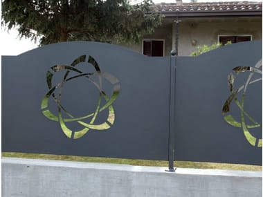 Modular plate Fence COSMO