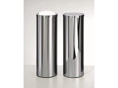 Steel bathroom waste bin DW 1024
