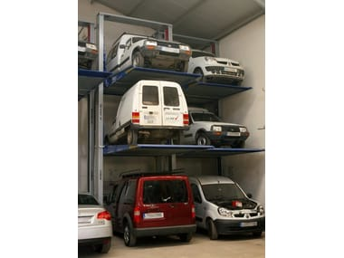 Automatic parking systems TRIPARK