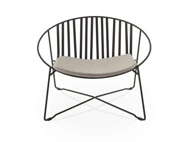 Garden easy chair ELIPSE