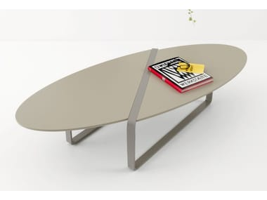 Low MDF coffee table PRINT | Coffee table