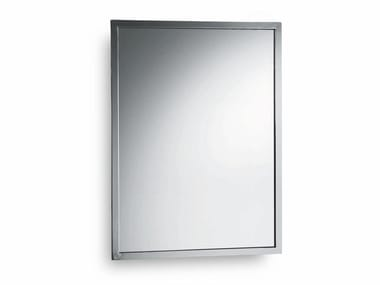 Rectangular wall-mounted bathroom mirror SP 35/608
