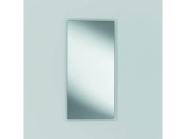 Rectangular wall-mounted bathroom mirror SPACE 24590