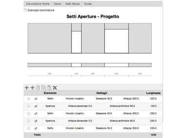 Software online/cloud iT-cerchiature