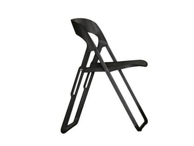 Folding polypropylene chair BEK