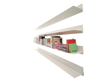 Aluminium wall shelf WEB STOPPER