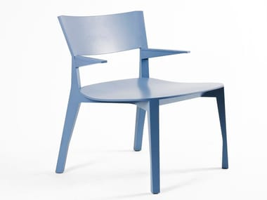 Chair with armrests GAVOTTE