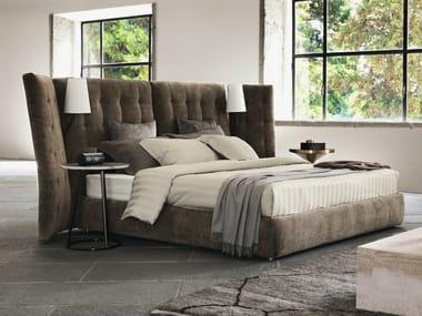 Betten Design Stil Mit Hohem Kopfteil Archiproducts