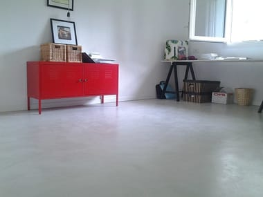 Cement plaster DECOR STYLE