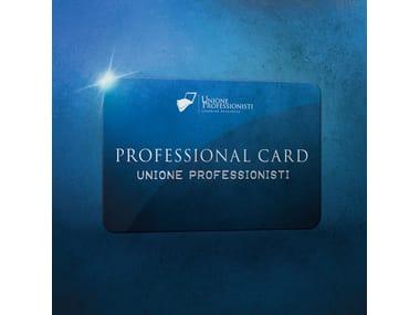 Professional Card Professional Card Formazione illimitata