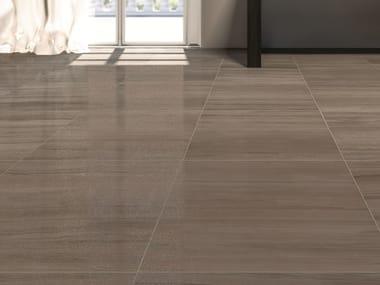Pavimento/rivestimento in gres porcellanato smaltato effetto marmo MARBLELINE