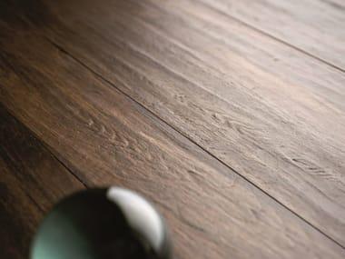 Pavimento in gres porcellanato effetto legno TREVERKCHIC