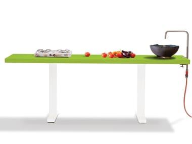 Mesa de jardín / Cocina para exteriores FIELD KITCHEN