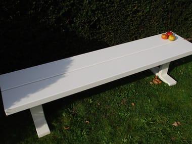 Iroko garden bench BENCH