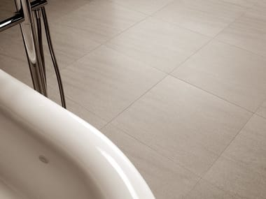 Porcelain stoneware wall/floor tiles with stone effect E.MOTIONS