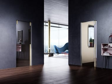 الأبواب الداخلية Pocket door