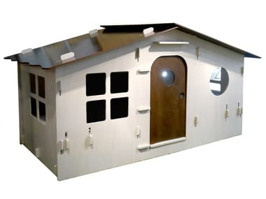 Playhouse for playground CHALETS LOLA