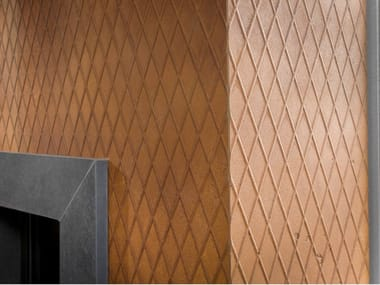 Wall tiles with metal effect IMI-ROST®