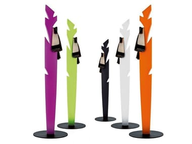 Polyethylene coat rack CLEO
