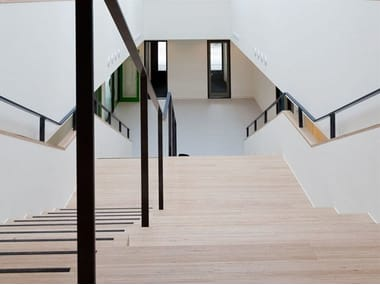 Wooden staircase cladding Stairs