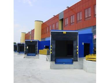 Loading dock system Loading dock