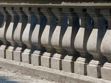 Reinforced concrete Railing Reinforced concrete Railing