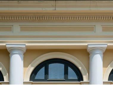 Reinforced concrete capital Capital