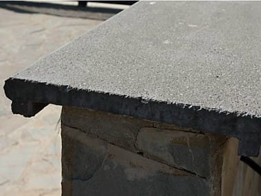 Cement wall coping Wall coping