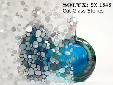 Decorative window film SOLIX