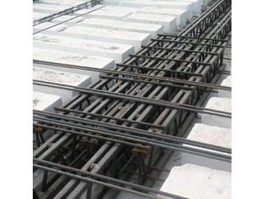 Mixed steel-concrete beam and column Beam NPS® LIGHT