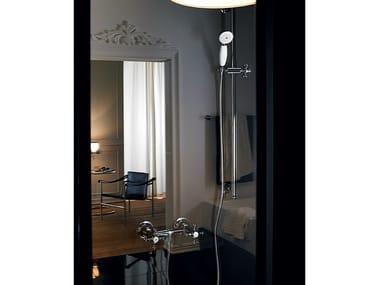 Shower wallbar with hand shower AGORÀ | Shower wallbar
